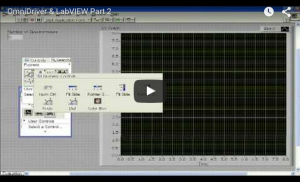 OmniDriver & LabVIEW Part 2